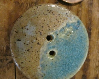 Textured Ceramic Button
