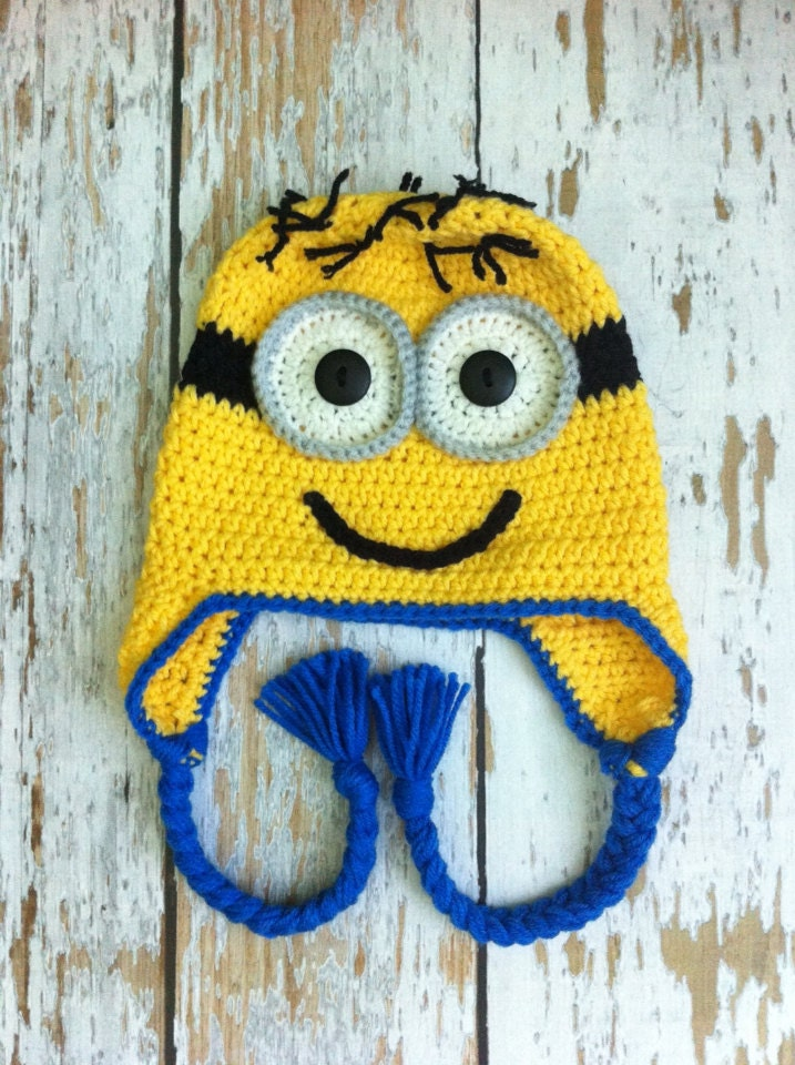 You searched for: minion hat! Etsy is the home to thousands of handmade, vintage, and one-of-a-kind products and gifts related to your search. No matter what you're looking for or where you are in the world, our global marketplace of sellers can help you find unique and affordable options. Let's get started!