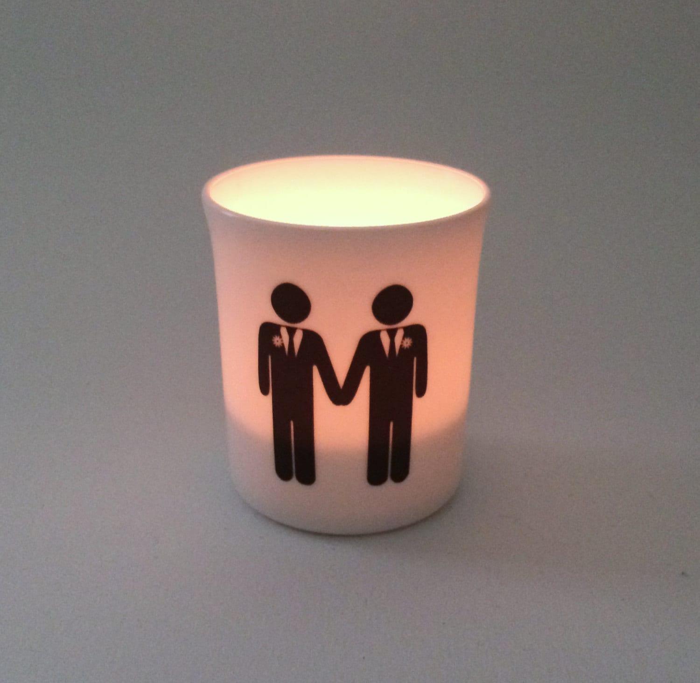 Gay Wedding Gift Civil Partnership Gift Groomsmen Gift Tea