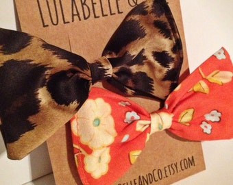 SALE- 2 for 7.00 LulaBelle Bows
