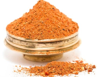 Chili Spice Rub by CarriageDoor on Etsy