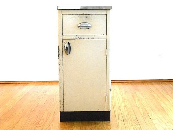 Sale vintage kitchen cabinet enamel kitchen free standing for Antique free standing kitchen cabinets