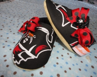 Items Similar To Tampa Bay Buccaneers Baby Football Cocoon