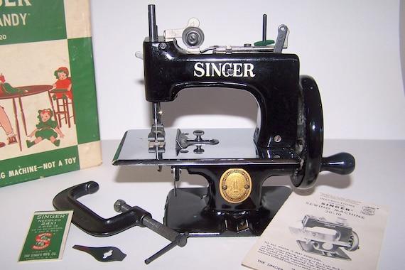singer sewhandy model 20 sewing machine