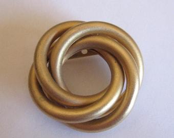 1960's Circle Pin