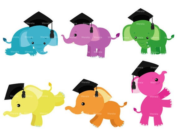 graduation clipart animal | Logo More