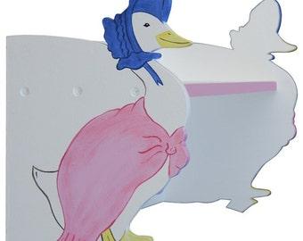 Beatrix Potter Jemima Puddle-Duck Shelf