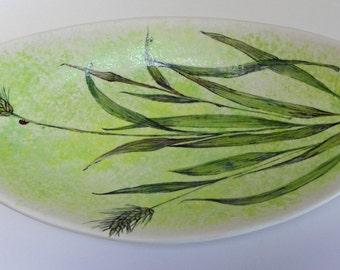 Rice Plant Venice Platter
