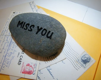 Motivational Stone, Engraved Stone,Personalized Engraved Rock
