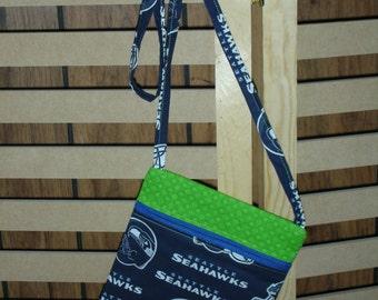 Seahawk Runaround Bag-ipad, kindle bag