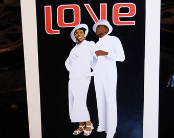 Couple in White (Love)