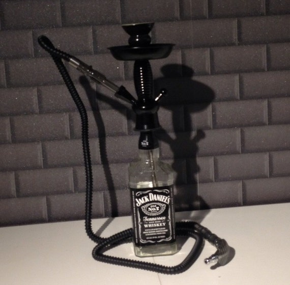jack daniels 1l bottle hookah shisha mya fumo by hookahookup. Black Bedroom Furniture Sets. Home Design Ideas