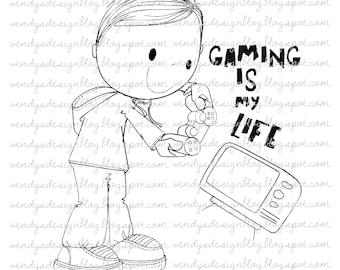 Gaming is mijn leven