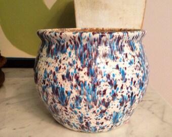 Mid Century Decorative Gardener's  Pot