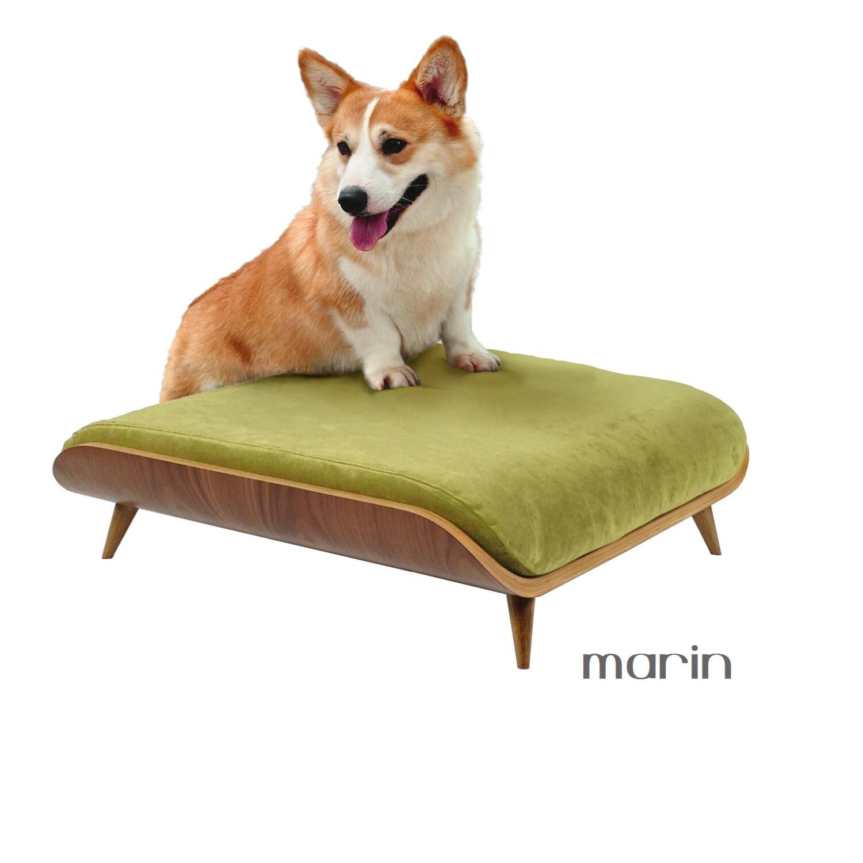 Marin Mid Century Modern Dog Bed