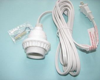 Hanging Lantern Light Kit with hook