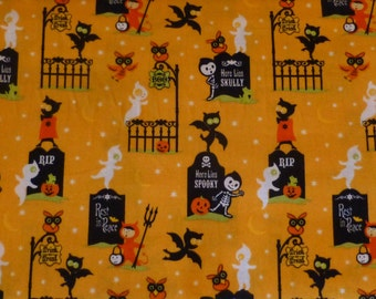 Cotton Fabric, Decorate, Home Decor,Halloween Fabric Costume Clubhouse Riley Blake Designs,Fast Shipping, HH104