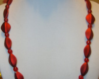 Beaded Necklace and Bracelet