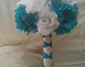 Turquoise Dream bouquet