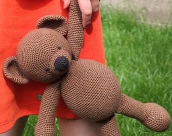 Noenie Bear Amigurumi Crochet Pattern