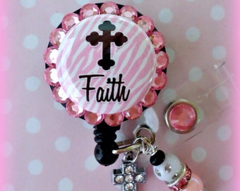 Faith ID badge holder (E171)