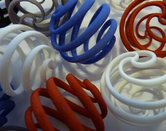 Archemedes Spiral Pendant