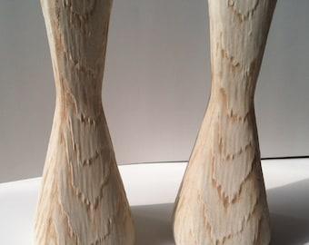 Vintage Shawnee Pottery Fairywood Vases