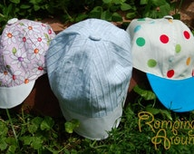 Playtime Hats for Babies and Toddlers Digital Sewing Pattern