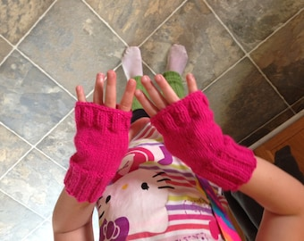 Girls wristers - assorted colours