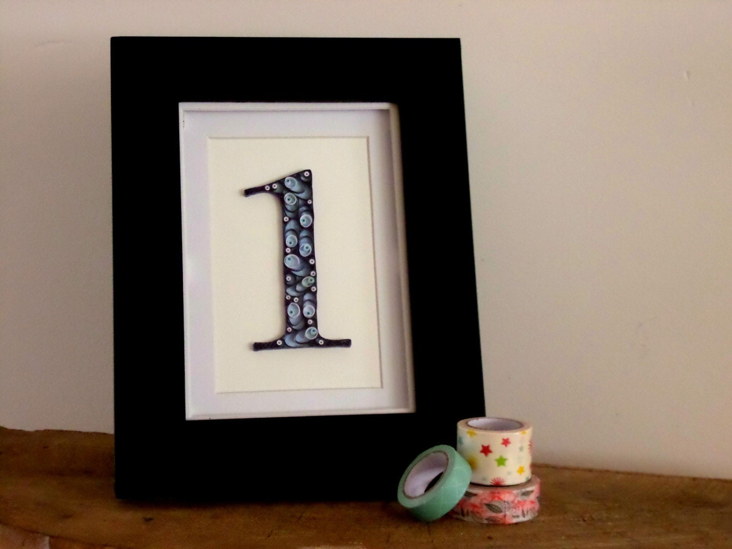 Quilling Home Decor Custom Quilling Paper Number For Home Decor Table Numbers