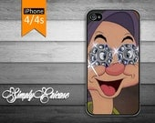 Dopey Eyes for iPhone 4 Case, iPhone 4s Case, iPhone 4 Cover, iPhone 4s Cover