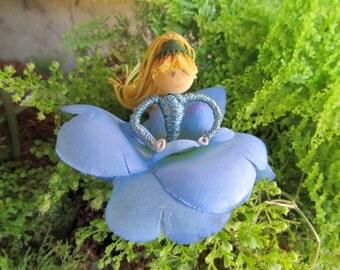 Bella Bluebelle flower fairy