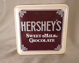 Classic HERSHEY'S Collector Tin 1990