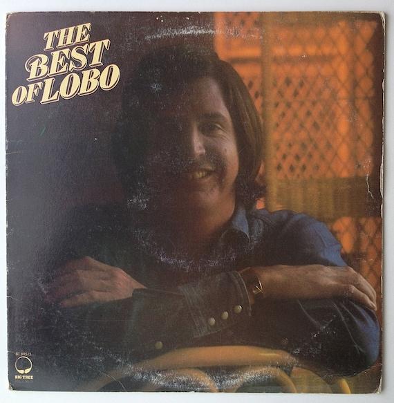 Lobo The Best Of Lobo Lp Vinyl Record Album Big By