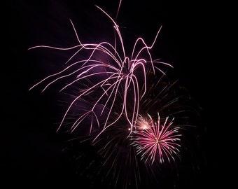 Firework Squares #4