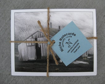 House Series - Set of 6 Cards - FREE Shipping