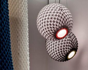 Modern pendant light, Custom lighting, Pendant light, Hanging light, Housewarming gift
