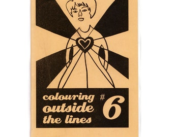 Colouring Outside The Lines #6