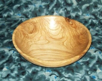 Large Chestnut Bowl