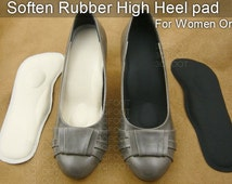 Soften Rubber High Heel Pad / shoe insert / shoe inoles (For Women Only)
