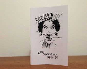 Static Zine #5: The Fanzine