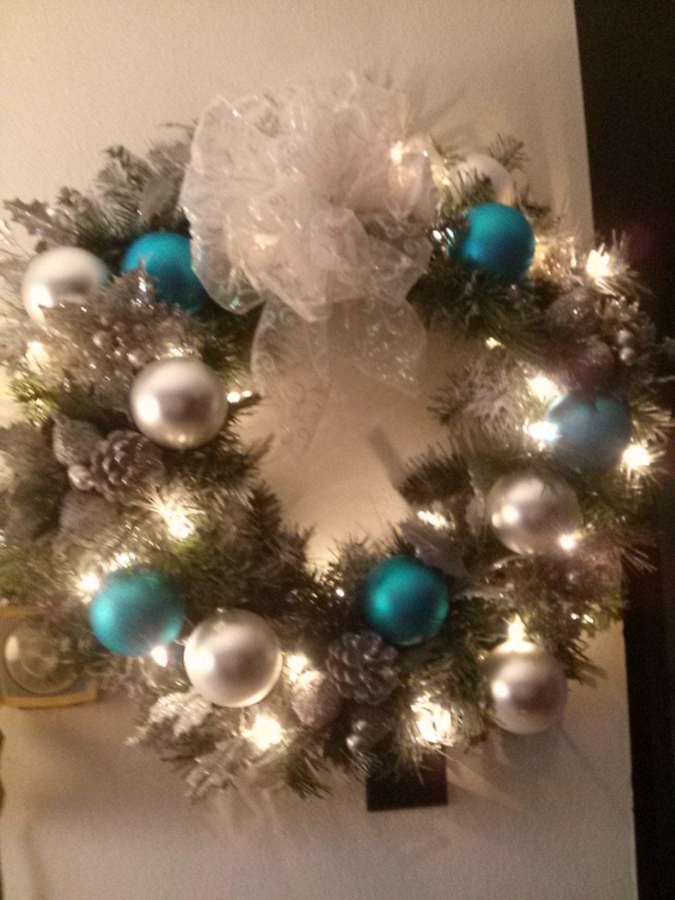 Custom Christmas Wreaths
