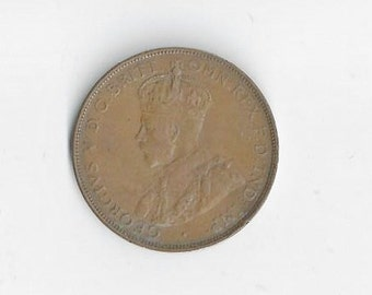 1927 Australia One Penny