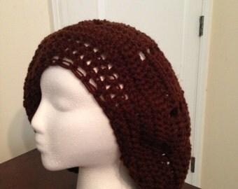 Chocolate beret
