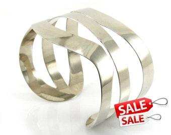 Wide Silver Cuff Bracelet Wide Silver Bracelet Cuff Wide Brass Cuff Bracelet Brass Bracelet Cuff Wide Cuff Bracelet Wide Bracelet Cuff 011