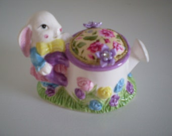 Little  Easter Bunny Pincushion