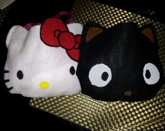 Hello Kitty and Chococat Party Bags.
