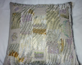Hand made designed cushions