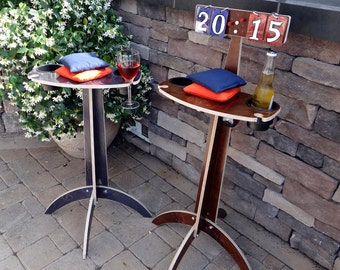 Score and Drink Table - Great for Cornhole