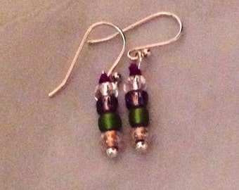 Woodlands earrings